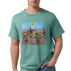 The Great Wiener Dog Tr Mens Comfort Colors® Shirt