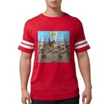 The Great Wiener Dog Trail Dri Mens Football Shirt