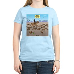 The Great Wiener Dog Trail T-Shirt