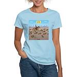 The Great Wiener Dog Trail Women's Classic T-Shirt