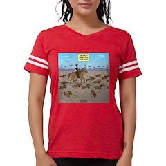 The Great Wiener Dog Trail D Womens Football Shirt
