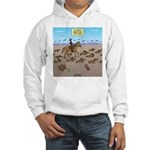 The Great Wiener Dog Trail Drive Hooded Sweatshirt