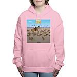 The Great Wiener Dog Tra Women's Hooded Sweatshirt