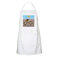 The Great Wiener Dog Trail Drive Light Apron