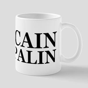 I Luv McCain Palin Mug