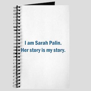 I am Sarah Palin. Journal