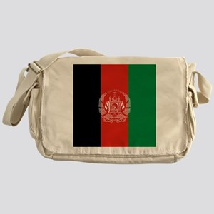 Flag: Afghanistan Messenger Bag