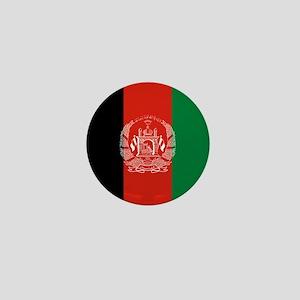 Flag: Afghanistan Mini Button