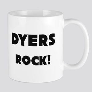 Dyers ROCK Mug