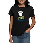 Kimono Cow Women's Dark T-Shirt