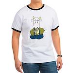 Kimono Cow Ringer T