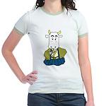 Kimono Cow Jr. Ringer T-Shirt