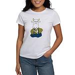 Kimono Cow Women's T-Shirt