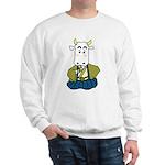 Kimono Cow Sweatshirt