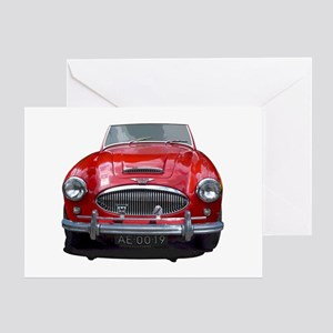 1961 Austin 3000 Greeting Card