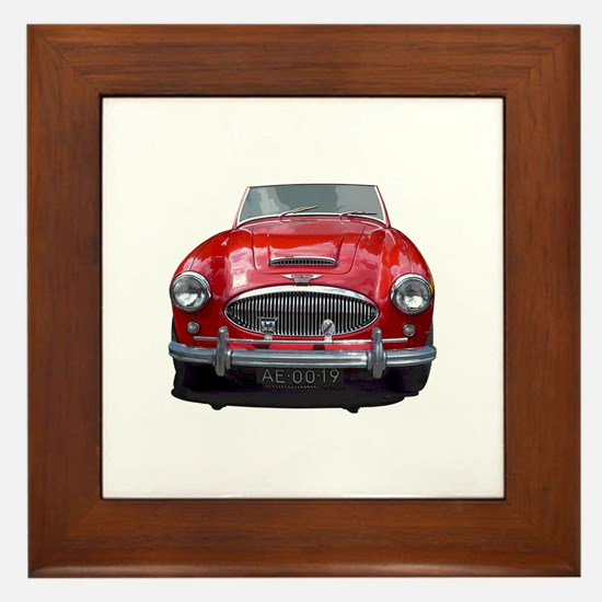 1961 Austin 3000 Framed Tile