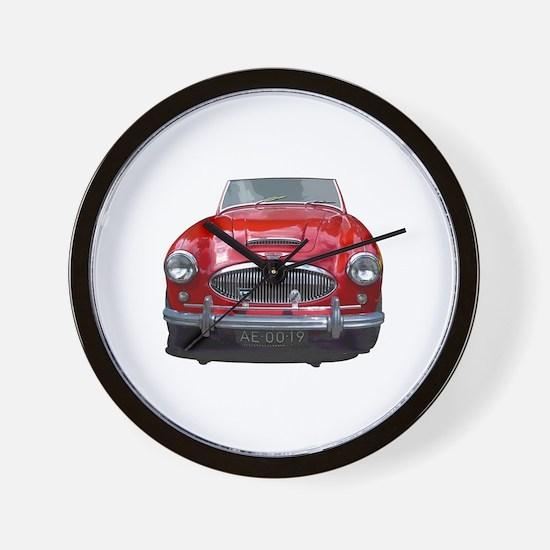 1961 Austin 3000 Wall Clock