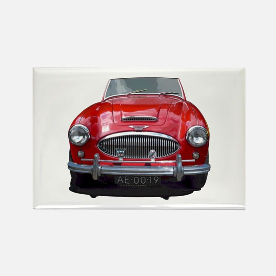 1961 Austin 3000 Rectangle Magnet