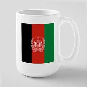 Flag: Afghanistan Mugs