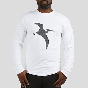 Vintage Pterodactyl Long Sleeve T-Shirt