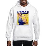 Sarah Palin We Can Do It Hooded Sweatshirt