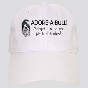 Adore-A-Bull Pit Bull! Cap