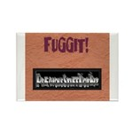 PSDB FUGGIT stuff Rectangle Magnet (10 pack)