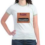 PSDB FUGGIT stuff Jr. Ringer T-Shirt