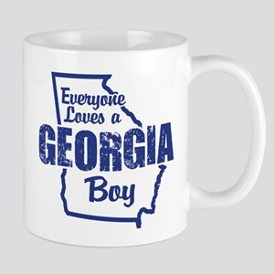 Georgia Boy Mug