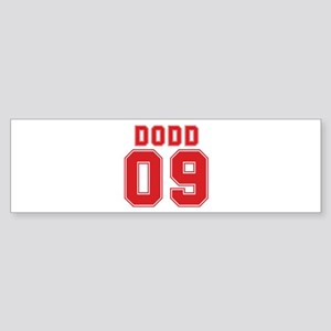 DODD 09 Bumper Sticker
