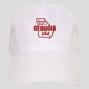 Georgia Girl Cap