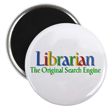 Librarian - Original Search Engine Magnet