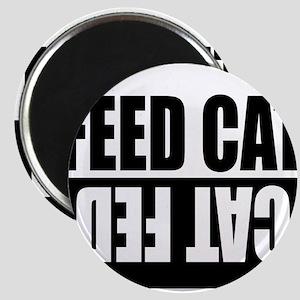 Feed Cat/Cat Fed Magnets