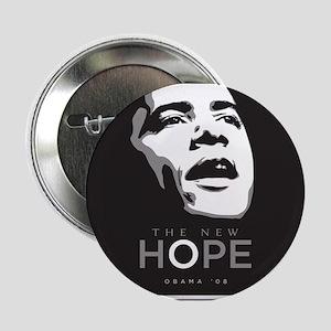 "Obama HOPE 2.25"" Button"