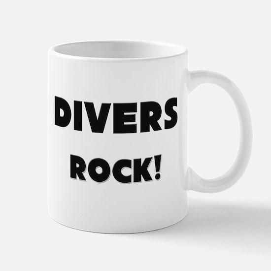 Divers ROCK Mug