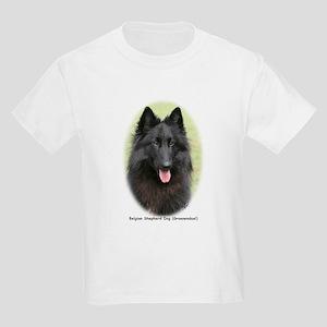Belgian Shepherd (Groenendael) Kids Light T-Shirt
