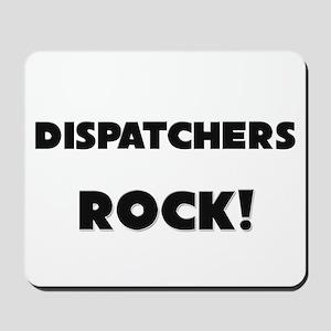 Dispatchers ROCK Mousepad