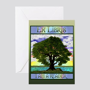 Old Oak Greeting Card