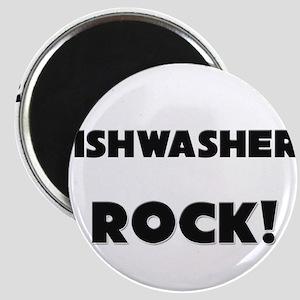 Dishwashers ROCK Magnet