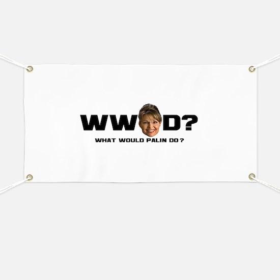 WW Palin D? Banner