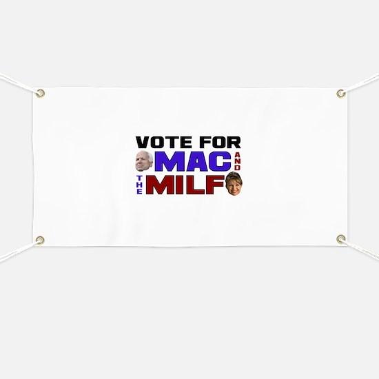 Mac & the MILF Banner