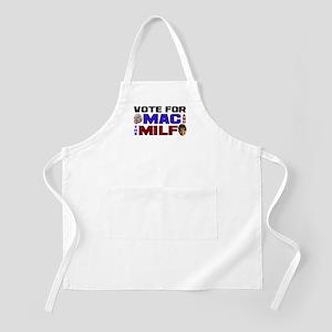 Mac & the MILF BBQ Apron