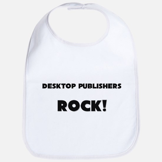 Desktop Publishers ROCK Bib