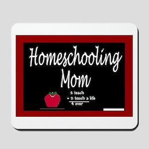 Homeschooling Mom Mousepad