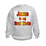 Jesus is my Soul Mate Kids Sweatshirt