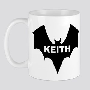 BLACK BAT KEITH Mug
