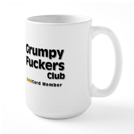 Grumpy Fuckers Jumbo Mug