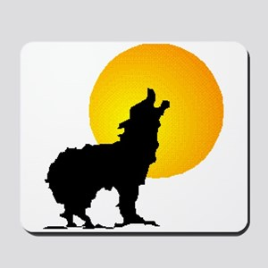 Howl at the Moon Mousepad