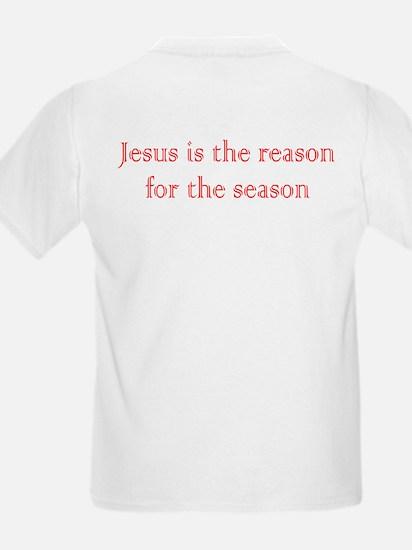 Don't take Christ out of Chri Kids T-Shirt