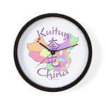 Kuitun China Wall Clock
